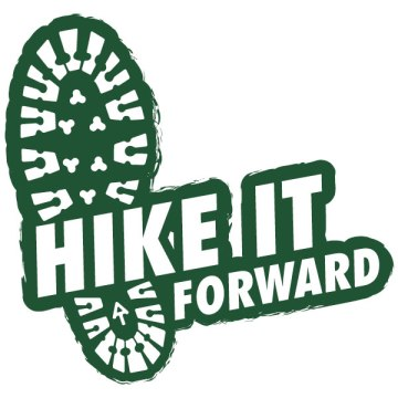 Hike It Forward Logo