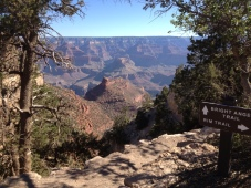 Grand Canyon Trail Head