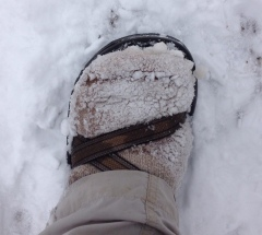 Snow Sandal
